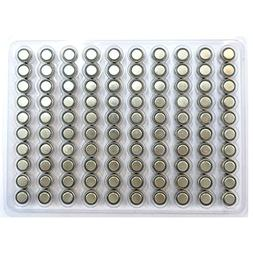 TrendBox  AG5 Alkaline 1.5V Button Cell Battery Single Use L
