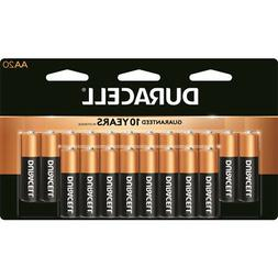 Duracell Alkaline Batteries Aa Card 20 Pack