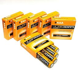 24 New AAA Procell Alkaline Batteries by Duracell PC2400 EXP