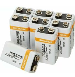 amazon basics 9 volt everyday alkaline batteries