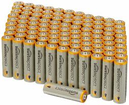 AmazonBasics AAA Performance Alkaline Batteries 100-Pack