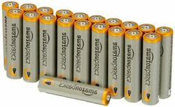 Basics AAA Performance Alkaline Batteries  - Packaging May V