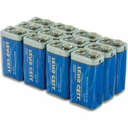 9 Volt Battery For Smoke Alarms, TENS Units, and Other House