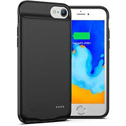 Battery Case for iPhone 7/8, 3000mAh Portable Charging Case