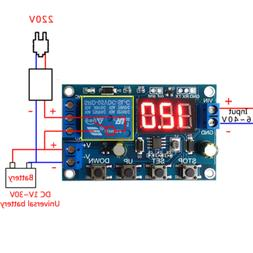 battery charger discharger board under over voltage