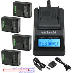 Kastar Battery Charger GoPro HD HERO3 HERO3+ GoPro AHDBT-201