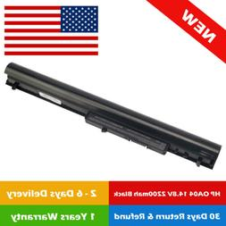 Battery/Charger OA04 for HP 15-G012DX 15-G019WM 15-R011DX 15