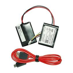 Hixon 1050mAh Replacement Battery with Intelligent IC for Be