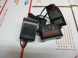 BLACK & DECKER BATTERY CHARGER TYPE 1 LCS1620 NEW FAST / FRE