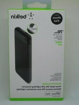 Belkin Boost Charge Power Bank 10K with Lightning Connector