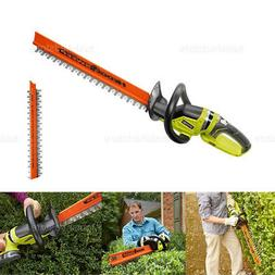 Cordless Hedge Trimmer 22 in. 18V Lithium-Ion Dual-Action Bl