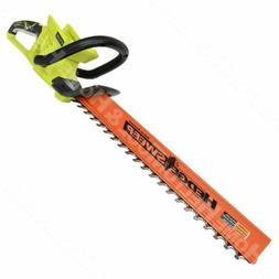 cordless hedge trimmer includes lithium