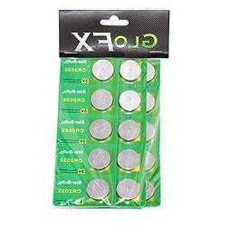 CR2032 Battery– Lithium Button Coin Cell Batteries - 3V 3