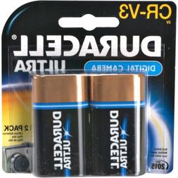 Duracell CRV3 Camera Battery, 3 Volt Lithium