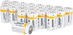 d cell everyday alkaline batteries