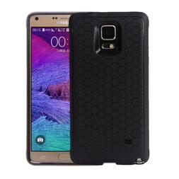 Extended Battery Honey Comb TPU Case Cover For Samsung Galax