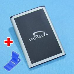 AceSoft 4000mAh Extended Slim Grade A Battery for AT&T LG G