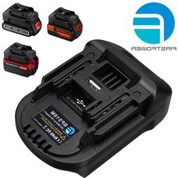 FirstPower 20V MAX To 18V Adapter Porter Cable BPS18M Batter