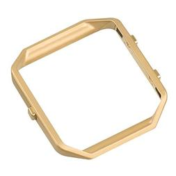 Fitbit Blaze Accessory Frame, Asstar 23 mm Stainless Steel R