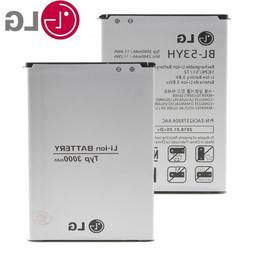 For LG G3 BL-53YH Li-ion Phone Battery 3.8V Typ 3000mAh 11.4