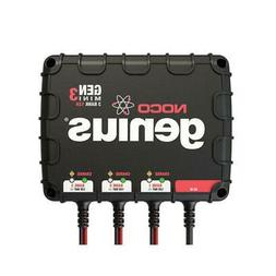 NOCO Genius G15000 12V/24V 15 Amp Battery Charger Maintainer