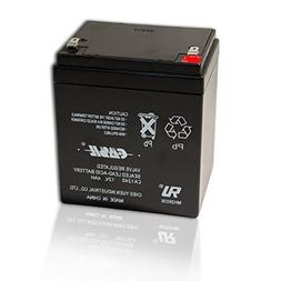 Casil Genuine CA1240 12V 4Ah SLA Alarm Battery
