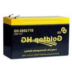 Genuine Fios Oem Approved Replacement Battery  By Gs Battery