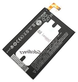 Genuine OEM HTC One M8 2600mAh 3.8V Internal Battery B0P6B10