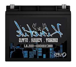 Kinetik HC1200-BLU 12V 1200 Watt Battery for SPL GLA4-1200