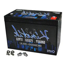 Kinetik HC2000-BLU 2000 Watt Car Audio Power Cell/Battery Hi