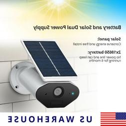 HD 960P Security Camera Wireless WiFi Battery Operated Water