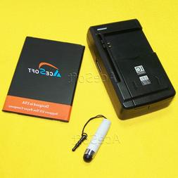 High Power AceSoft 4370mAh Battery Universal Charger Pen for
