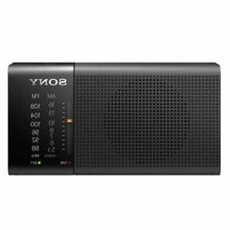 Sony ICF-P36 Battery Operated 100mW Integrated AM/FM Tuner P
