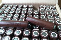 LG INR 18650 HG2 3000mAh 20A Rechargeable Vape³ Battery for