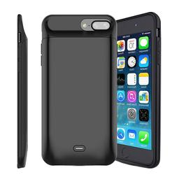 7000mAh Battery Charging Case Fit for iPhone 6/6S/7/8 Plus o