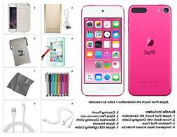 Apple iPod Touch 6th Generation and Accessories, 128GB - Pin