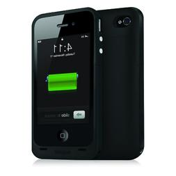 mophie Juice Pack Plus Battery Case for iPhone 4/4S - Black