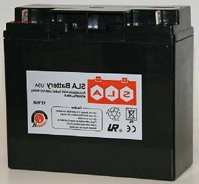 12v 18ah replacement battery for jump n