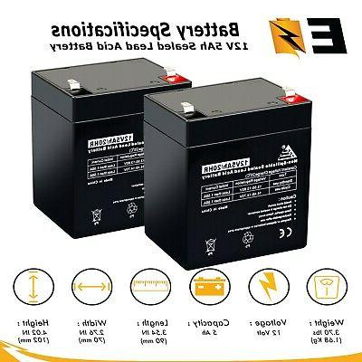 12v 5ah battery for razor e100 e125