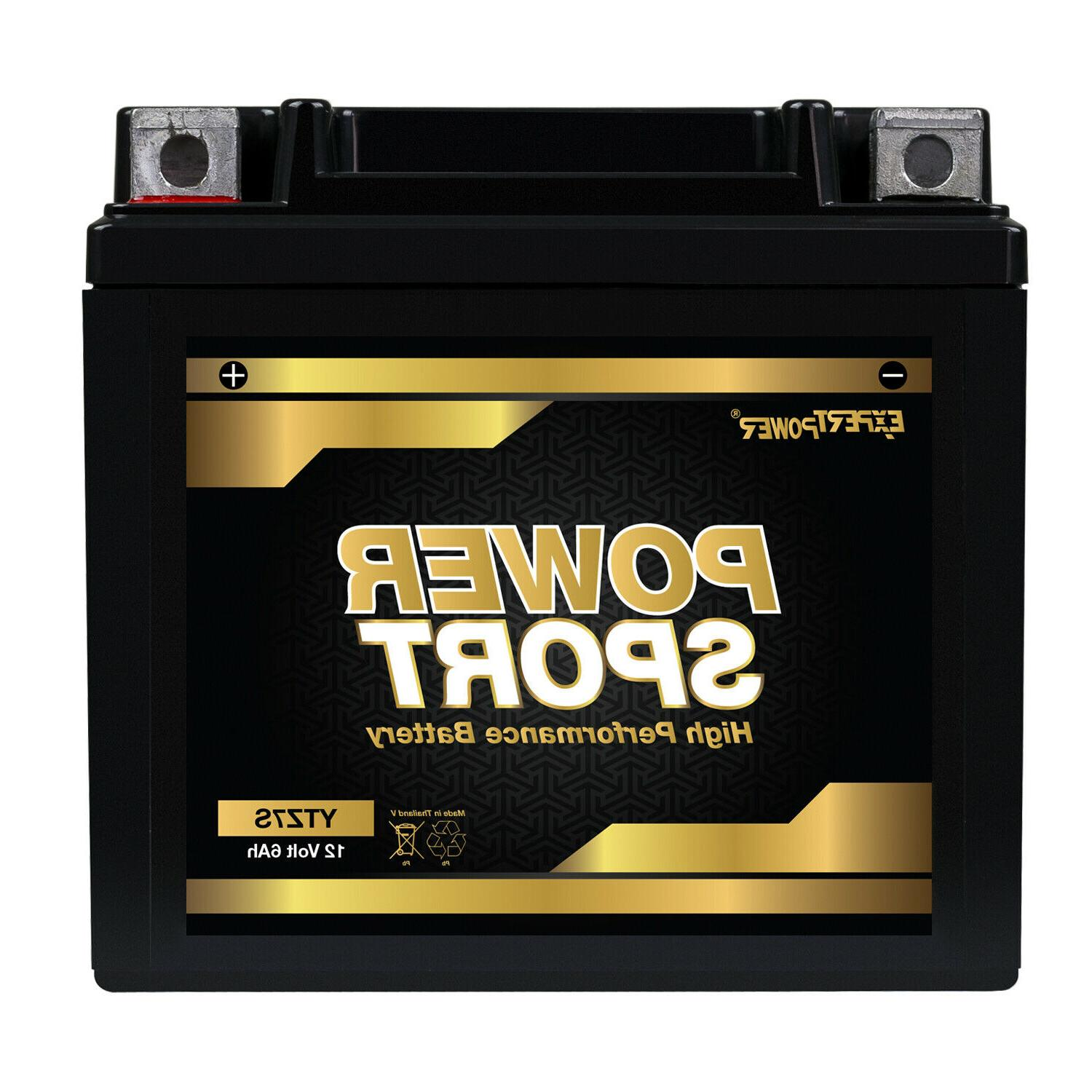 12v 6ah battery for atv snowmobile mowers