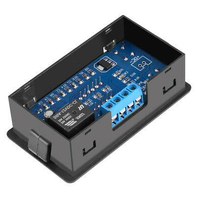 DC Battery Voltage Switch Controller Protection Module