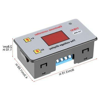 DC 12V Voltage Control Module Over-discharge Storage