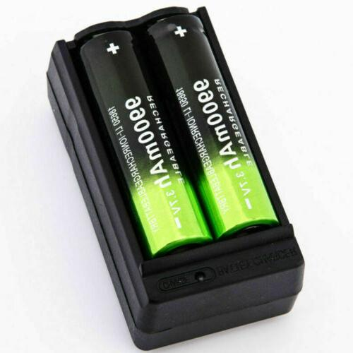 18650 Rechargeable Flashlight