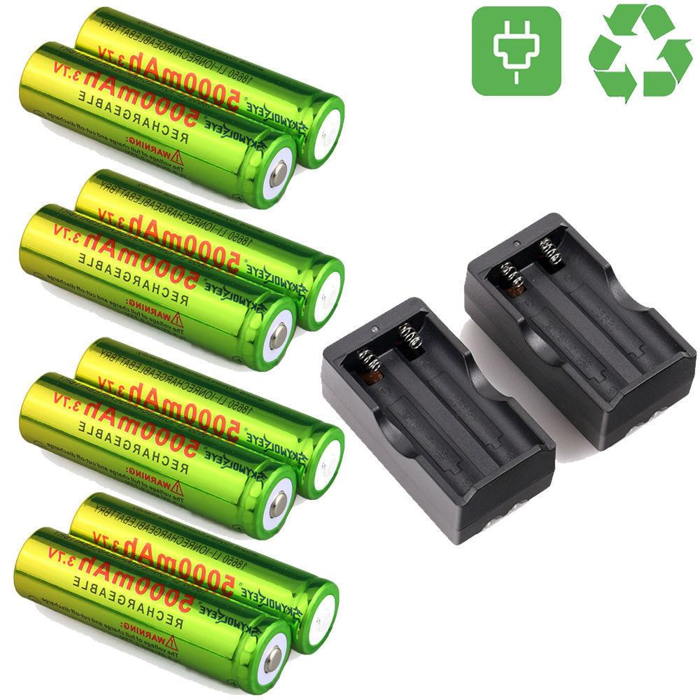18650 battery 5000mah 3 7v li ion