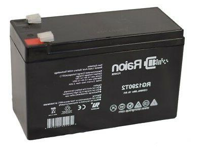 12V 9Ah Replacement Battery for APC XS1500 RBC109