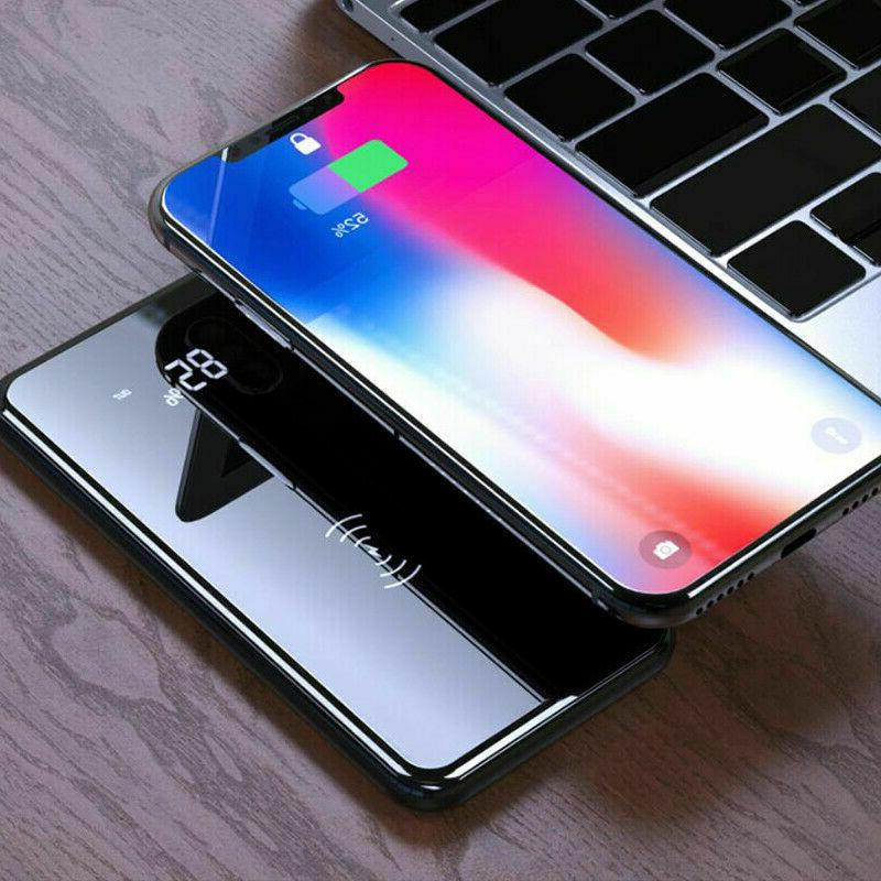 2000000mAh Wireless Power Bank Fast USB Charger
