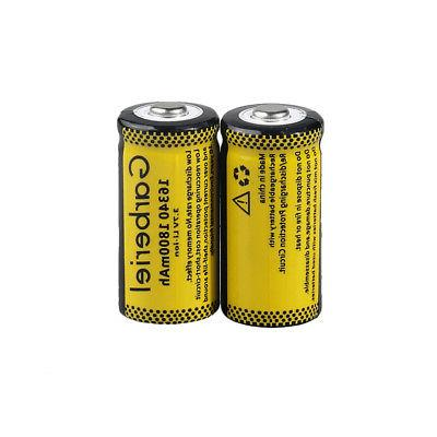 20x CR123A Li-Ion Rechargeable Batteries for Arlo Security S