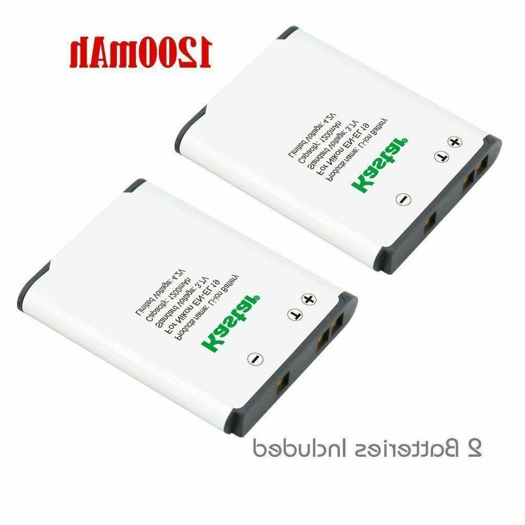 2x battery for sony np bj1 cyber