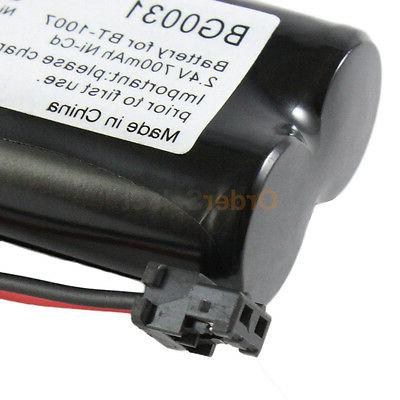 2x Battery for BT1007 100+SOLD