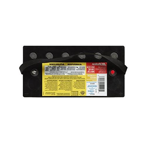 ACDelco 31AGMCRT Professional Heavy 31T Battery
